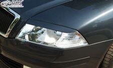 RDX Scheinwerferblenden Böser Blick SKODA Octavia 1Z (-2008)