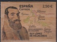 Spain 2021 Discovery of Oceania, Ruy Lopez, Maps, Unusual stamps MNH**