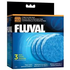 HAGEN FLUVAL FX5 FX6 FINE WATER POLISHING PADS BLUE REPLACEMENT A-248
