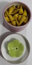 Jasmine Natural Cone Incense (3 pack)