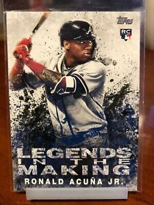 2018 Topps Update Legends In The Making ** You Pick ** Inserts - Combined Ship