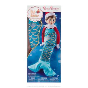 The Elf on The Shelf - Elf on the Shelf Merry Merry Mermaid Costume