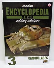 Encyclopedia Of Armour Modelling Techniques Vol 3 - Camouflages        New  Book