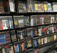 Wholesale Video Game Lot Package 526 PlayStation 2 PS2 Games Dragon Ball Z WWE