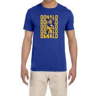 Los Angeles Rams Aaron Donald Text Pic T-shirt