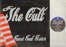 "THE CULT Sweet Soul Sister 12"" VINYL"