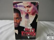 Hell's Kitchen VHS Rosanna Arquette, William Forsythe, Angelina Jolie