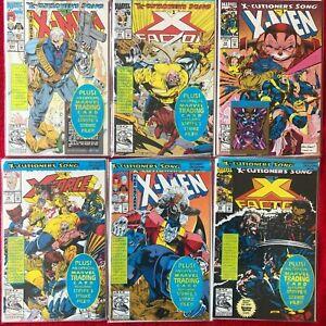 XMEN - X CUTIONER'S SONG - 12 PART STORY ARC  -   MARVEL COMICS