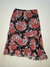 Bonmarche Womens Ladies Floral Skirt Size UK 12