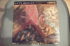 LET'S ACTIVE Cypress  Vinyl LP 1984 SP-70648