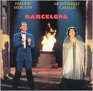 MERCURY,FREDDIE - BARCELONA (CD) Sealed