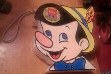 Walt Disney Productions 1960s Figurial Radio 2 Pez Stickers