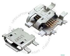HTC Thunderbolt Desire Bravo Evo 3D G5 G7 Conector Micro USB Power Jack Socket