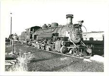 H280 RP 1970s? CUMBRES & TOLTEC SCENIC RAILROAD TRAIN ENGINE #483