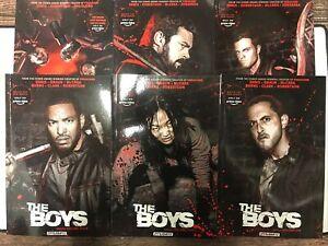 The Boys Omnibus TPB Complete Set Series Lot 1 2 3 4 5 6 Dynamite TV Variant