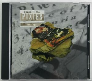 Pixies – Death To The Pixies CD