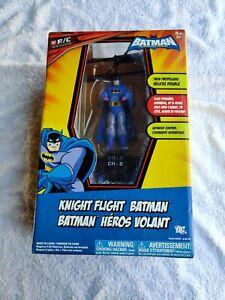 RC Radio Controlled Batman Helicopter Heli Knight Flight Batman Bandai BRAND NEW