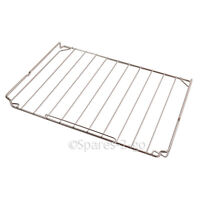 INDESIT Genuine Oven Cooker Grill Shelf C00230231 455mm x 340mm Spare Part