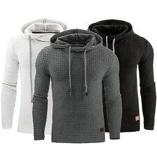 INCERUN Homme Vêtement De Sport Hoodie À Capuche Jacket Sweatshirt Blouson Coat