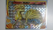 Pokemon BREAK Cards - Single Cards - Mint - Ninetales, Nidoking, Starmie
