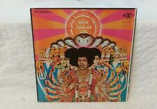 Jimi Hendrix Axis: Bold As Love Club Edition 1 Tone Label Misprint Vinyl Record