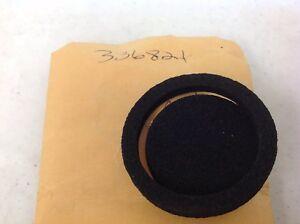 336824 NEW OEM Evinrude Johnson OMC BRP Air Silencer Seal 0336821