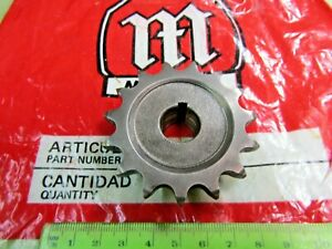 Montesa Enduro 125 H6 Drive Sprocket 15 T p/n 2863.046 Z015 NOS 68M 1979-1981