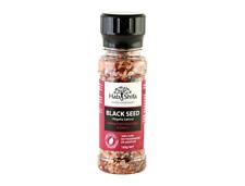 Himalayan Rock Salt, Chilli & Black Seed (Nigella Sativa)with Grinder-160g/n