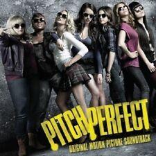 PITCH PERFECT  CD  12 TRACKS INTERNATIONAL POP / ORIGINAL SOUNDTRACK  NEW+