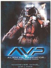Alien V Predator Promo Card P-UK