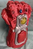 Marvel Avengers Infinity War Thanos / Iron Man Electronic Gauntlet Glove Toy Kid