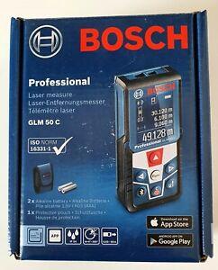 Bosch ◼ GLM 50 C ◼ Professional ◼ Laser Entfernungsmesser ◼ NEU