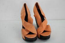 Balenciaga Sandalias de cuña de ante talla EU 37
