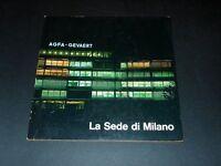Storia Locale - Agfa Gevaert La sede di Milano - 1^ed. 1970 ca