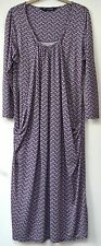 Marks & Spencer Autograph stretch fabric ¾ sleeved summer dress – size 8 NWOT