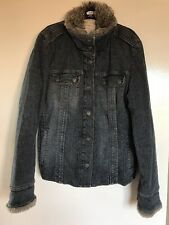 Ladies Principles Blue Denim Jacket. Size 14