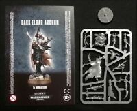 Drukhari Archon 40K Dark Eldar Warhammer Games Workshop Kabal Kabalite Wyches