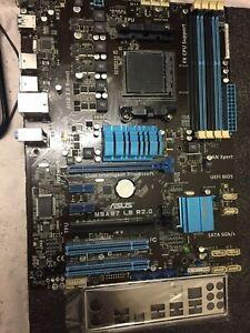 ASUS M5A97 LE R2.0 AMD Socket AM3+ Motherboard