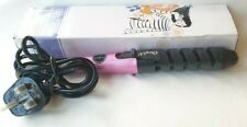 Hair Straighyners Professional Hair Iron Rod Straight And Curly