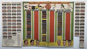 Football League Ladders 1963-64 (Fleeetway Publications/Lion)