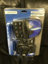 PELICAN PL631 Sony PS1 PS2 Arcade Fighter Fully Analog Joystick - New & Sealed