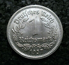 1 Reichsmark 1937 G - Drittes Reich - (t23n813)