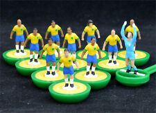 BRAZIL Subbuteo Team New Unboxed Soccer Football Game Figures Paul Lamond Toy