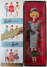 Career Girl Reproduction Barbie Doll (Gold Label) (NEW)