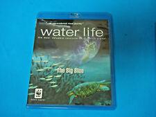 Water Life: The Big Blue (Blu-ray Disc, 2009)