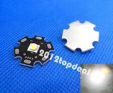 Cree XLamp XML L2 10W LED Emitter White 4000k Color + 20mm black Star Base