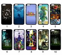 The Legend of Zelda For iPhone iPod Samsung LG Motorola SONY HTC ONE HUAWEI Case