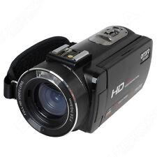 ORDRO Digital Camera HDV-Z20 Wifi Video Camcorder HD 1080P+Microphone+Tripod+32G