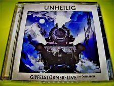 UNHEILIG - GIPFELSTÜRMER LIVE IN ÖSTERREICH | 2CD BEST OF LIVE | Shop 111austria