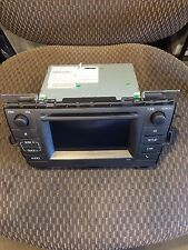 2012-2015 TOYOTA Prius Touch Screen Bluetooth Radio MP3 CD Player 86140-47050
